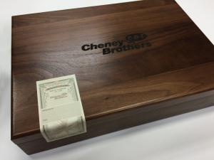 Cheney-Box-Alone