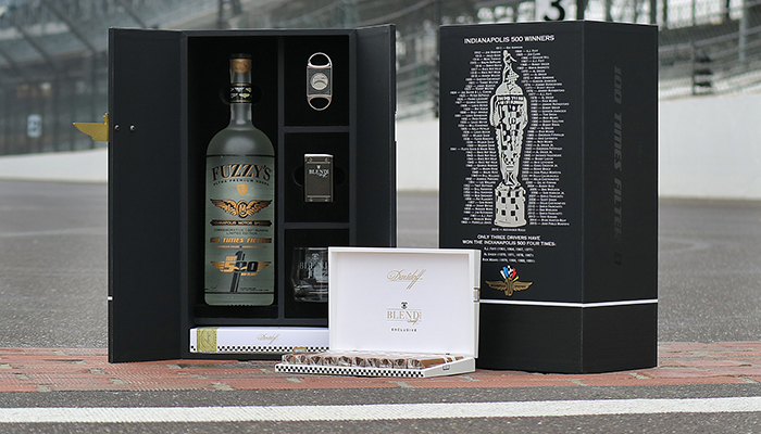 Fuzzy Vodka Indy 500 Gift with Purchase